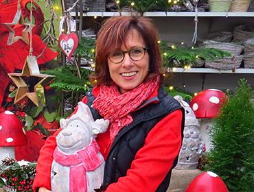 Simone Kießling Floristenmeisterin